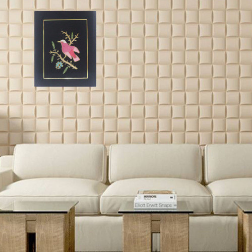 Embroidery Wall Artwork For Living Room Bedroom Home Decoration