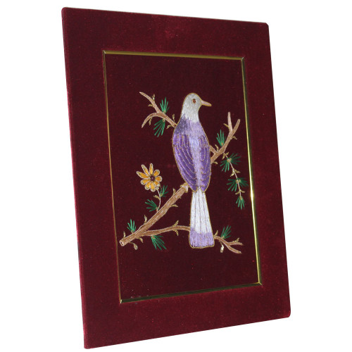 Embroidery Wall Bird Art For Living Room Bedroom Home Decor