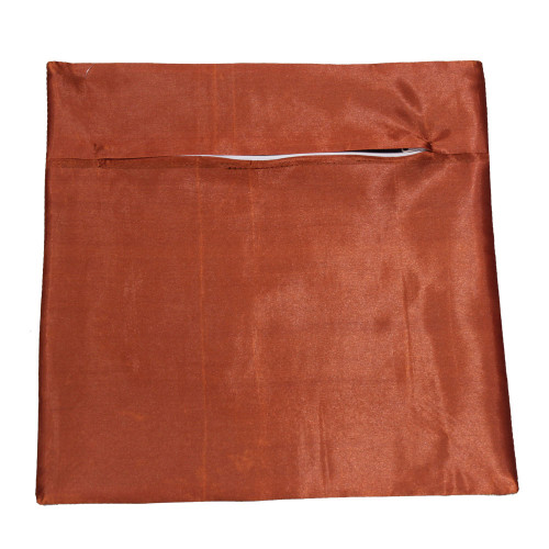 Embroidery Cushion Cover Brocade Silk