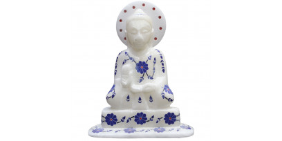 Hand Carved Vintage Marble Figurines or Statues For Beautiful Home