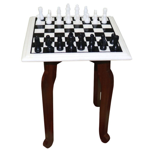 Luxury Chess Set | Marble Board Game | Chess Board and Pieces