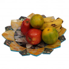 Classical Marble Fruit Bowl Item It's Feel You Royal Living