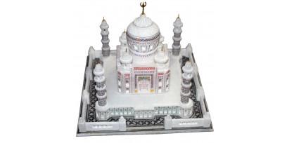 Marble Taj Mahal Miniature - A Symbol of Love
