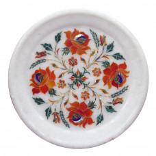 Marble Inlay Decorative Wall Plates