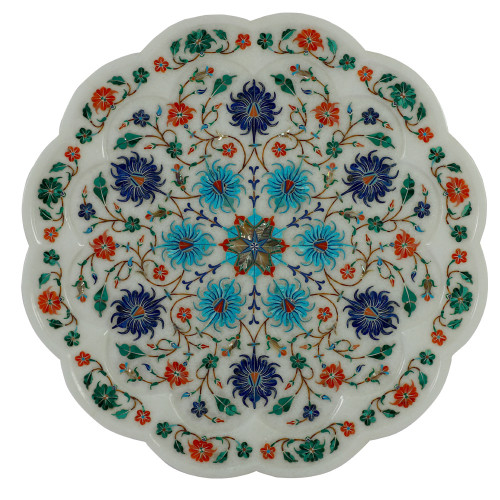 White Marble Wall Plate Beautiful Use Of Stones To Make You Feel Royal